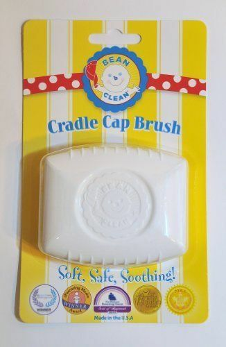 Bean b Clean Cradle Cap Scalp Massaging Brush~~~BRAND NEW