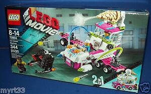 LEGO Movie 70804 Ice Cream Machine Cardio Carrie Minifigure