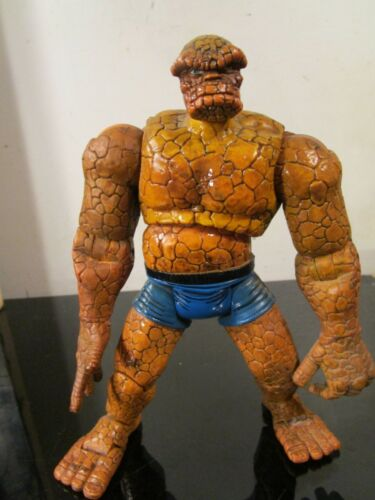 Marvel Legends The THING Action Figure Series 2 Fantastic Four