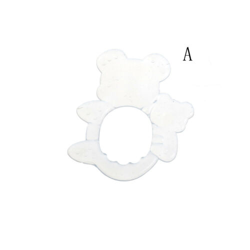 Baby Silicone Lovely Fruits Pendant Teether Soother Chew Toy Teething NecklaceHK