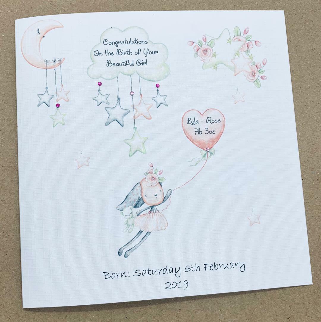 Sara Miller Occasion Greeting Card Jaz /& Baz