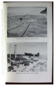 1958-Fuchs-TRANS-ANTARCTIC-EXPEDITION-Weddell-Sea-MAPS-Photographs-12