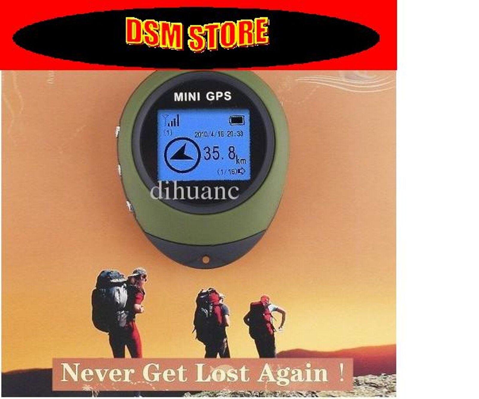 A0268 MINI GPS CARPFISHING SPINNING HOT SPOT BOILIES 16 WAYPOINT MEMORIA NEW
