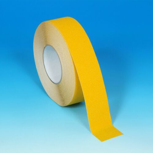 "Yellow Standard Anti Slip Non Skid Tape 1/""x15ft"
