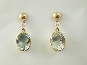 Oval-Aquamarine-Drop-Earrings-9-carat-Rose-Gold-butterfly-backs-2-95-carats