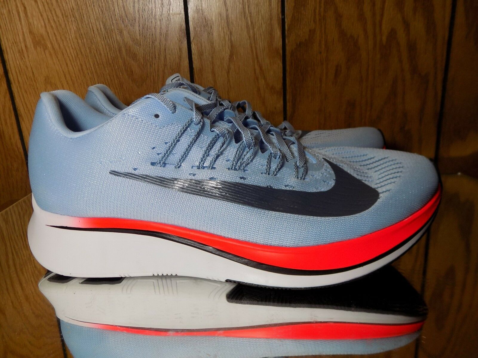 Brand New WMNS Nike Zoom Fly 897821-401 Ice Blue Size 5