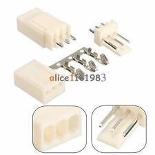 50pcs Kf2510 3p 254mm Pin Header 50terminal 50housing Connector Kits