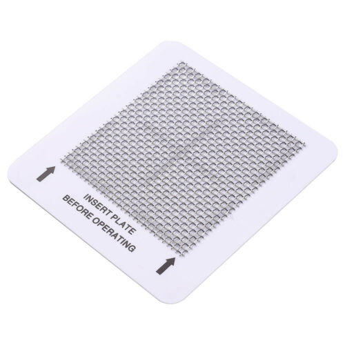 """Portable 2pcs 4.5x4.5/""""Ceramic Ozone Plates Home Office Air Purifier Replacement"""