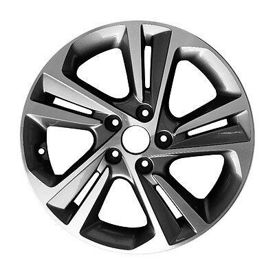 "Hyundai Sonata Elantra 2016 2017 17/"" 5 Double Spoke Factory OEM Wheel Rim C70903"