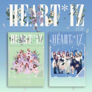 Details about [KIHNO] IZ*ONE IZONE - HEART*IZ (2nd Mini) KIHNO  KIT+12Photocards+Free Gift