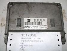 SEAT Motorsteuerung ECU 03E906033AA 5WP44225 02