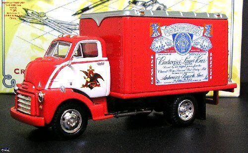 matchbox YVT06-M The Budweiser 1948 GMC C.O.E