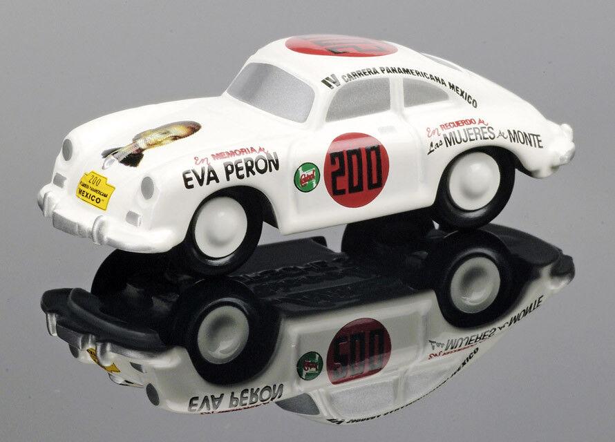 01675 Schuco Piccolo 1 90 Porsche 356 A Coupe bilrera Panamericana 1952