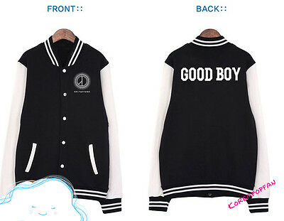 Bigbang g-dragon gd Good Boy Kpop girl Jacket New