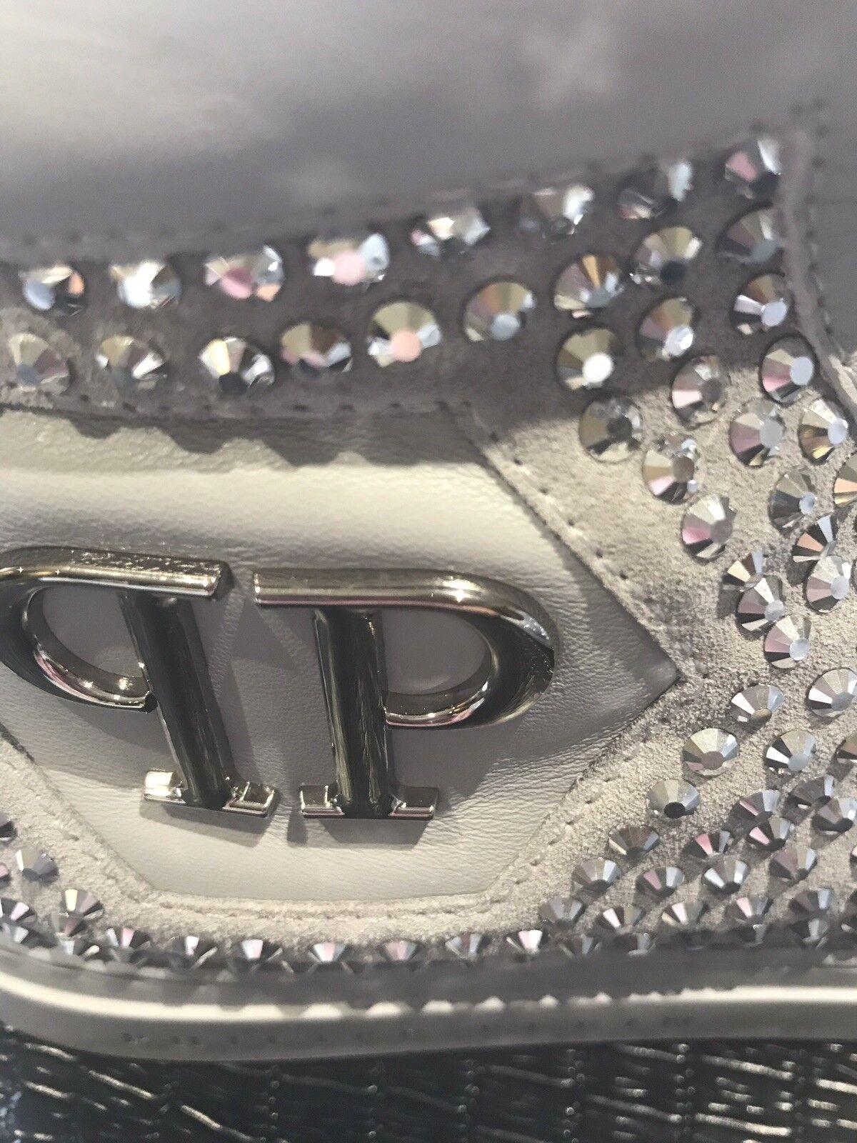 "Designer Philipp Philipp Philipp Plein High Top Ankle Stiefel ""the Best"" Smokey Wings Uk5 38 71d690"