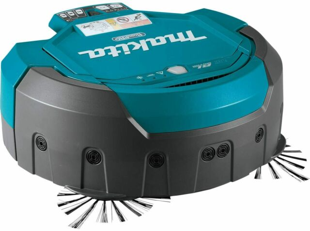 Makita Robot Cleaner 18V RC200DZ Body Only No Battery & Charger Blue From Japan