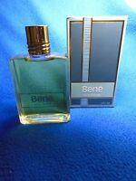 Very Rare Bene' Cologne 4 Oz In Sealed Box Ben Rickert Inc.
