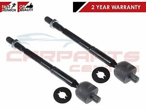 FOR-LEXUS-IS200-IS300-x2-FRONT-AXLE-INNER-STEERING-RACK-TRACK-TIE-ROD-END-JOINT