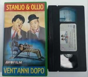 VHS-VENT-039-ANNI-DOPO-di-John-G-Blystone-AVOFILM