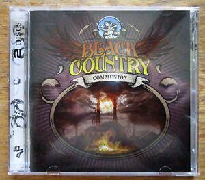 Black-Country-Communion-2-Discs-CD-AND-DVD-Glenn-Hughes-Joe-Bonamassa-MINT