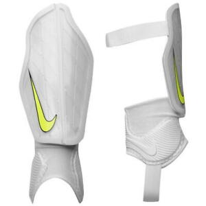 Nike-Protegga-Flex-Shinguard-Shin-Pads-ADULT-XL-Mens-180-200-cm-White-S232