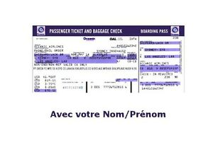 LOST-Billet-d-039-avion-Oceanic-vol-815-votre-nom-Lost-personalised-airline-ticket