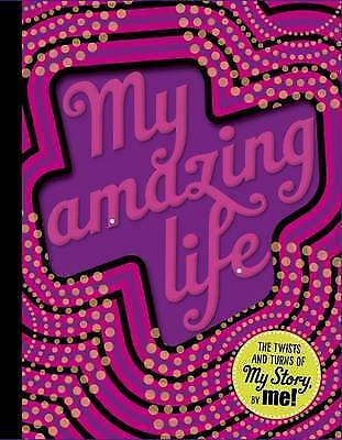 1 of 1 - My Amazing Life Activity Book Journal Stocking Filler