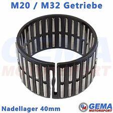 Nadellager 40mm M20 M32 Getriebe 2. 3. 5. Gang Opel Astra H Zafira B Nadel Lager