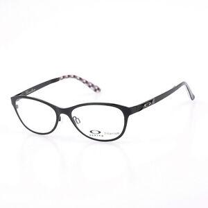 0b97ca5bee7 Image is loading Eyeglass-Frames-Oakley-Promotion-OX5084-0352-Polished-Black -