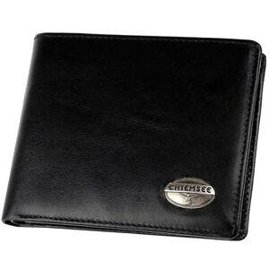 dcc645b8aaf54 Das Bild wird geladen CHIEMSEE-Herren-Geldboerse-LederQuerboerse-Geldbeutel- Portemonnaie-Brieftasche-NEU