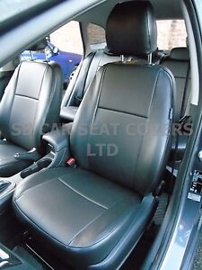 ECO LEATHER /& ALICANTE Universal Seat Covers fit VAUXHALL CORSA C 2000-2006