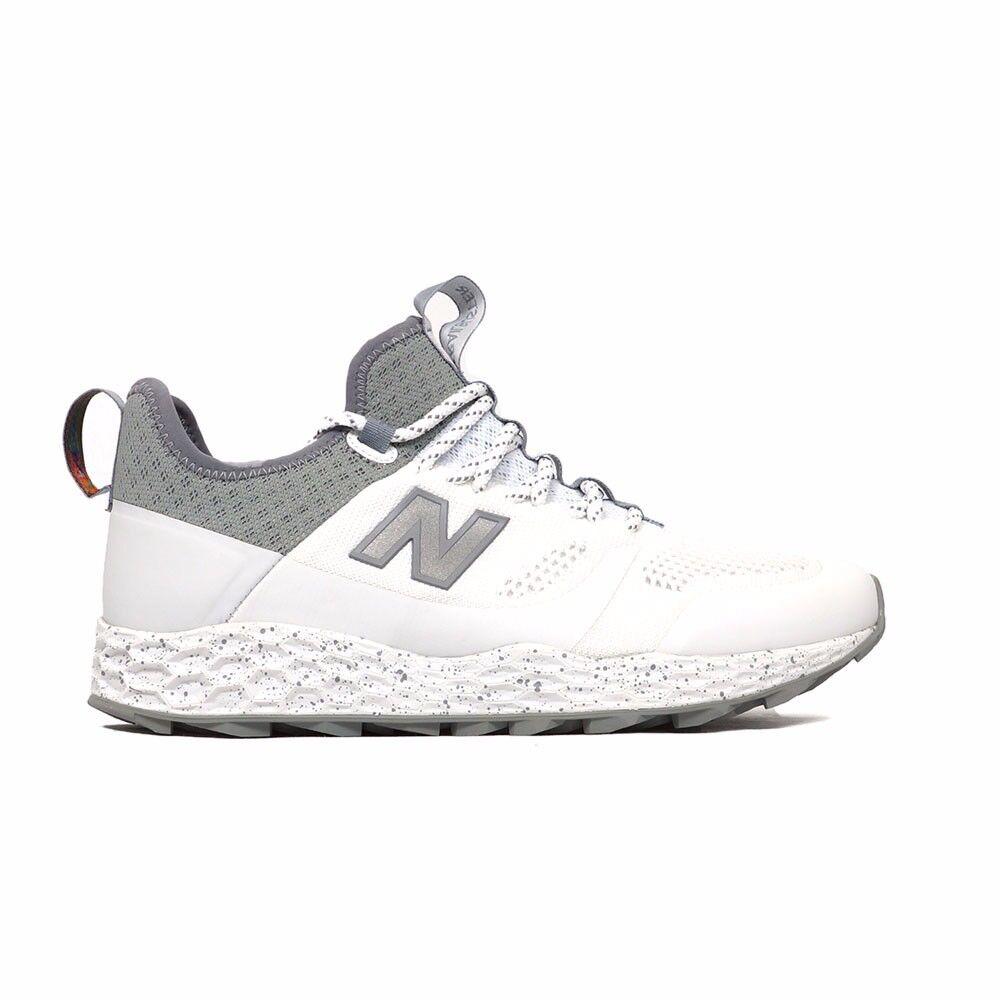 New Balance MFLTBDWT  Fresh Foam Trailbuster  (White Artic Fox) Men's shoes
