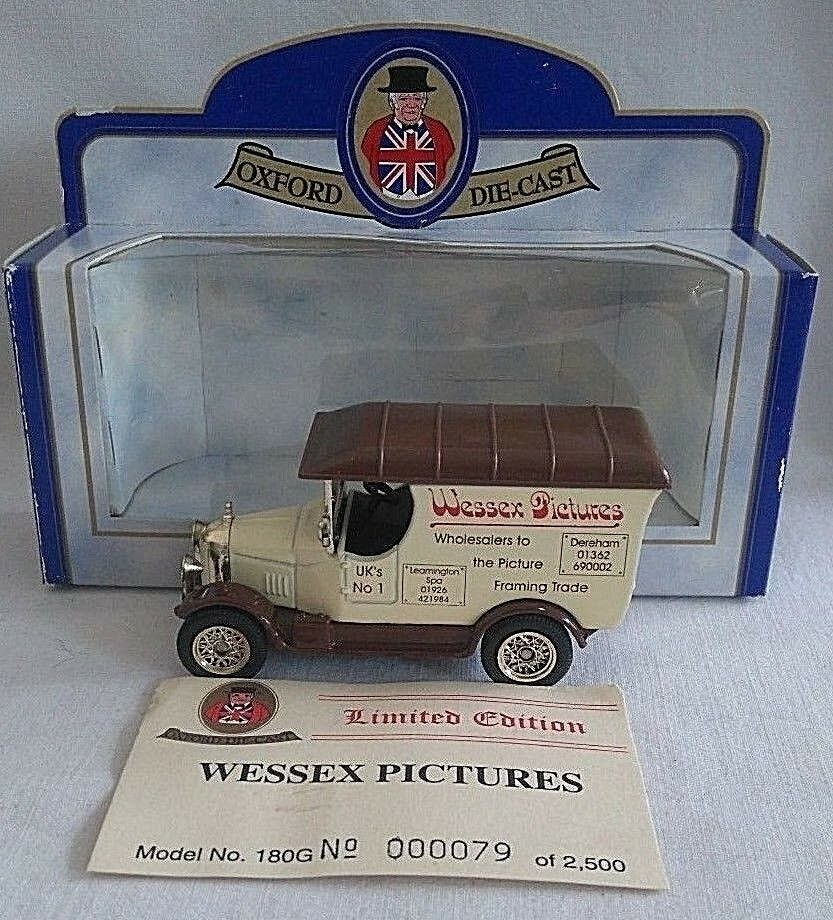 Oxford Diecast Model 180G Wessex Pictures 1930\'s Bull Nose Morris ...