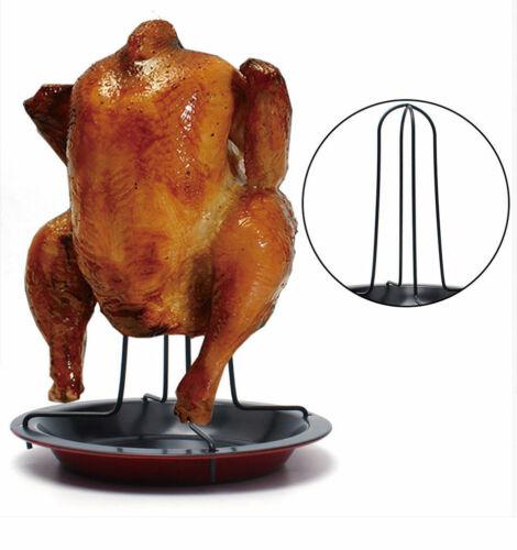 Poulet Rôtissoire poulet rôti Support Volaille BBQ Chicken Griller