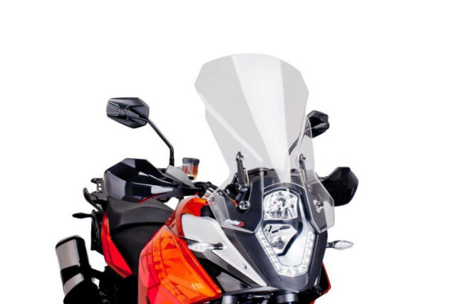 PUIG TOURING SCREEN KTM 1190 ADVENTURE 13-16 CLEAR