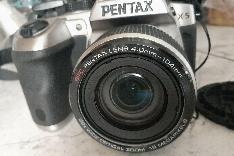 /Okular XW 5 Pentax peng515/