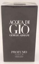 Acqua Di Gio Profumo by Giorgio Armani Parfum Spray 2.5 oz - 75 ML New Sealed