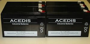 Batterie-12v-pour-onduleur-APC-DELL-Smart-UPS-1500-Rack-Mount-2U-DLA1500RM2U