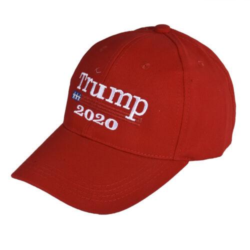 2020 Trump Hat Make America Great Again Caps MAGA Baseball Cap Support Trump NEW