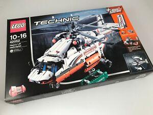 Lego-42052-Helicoptere-de-Chargement-Modelisme