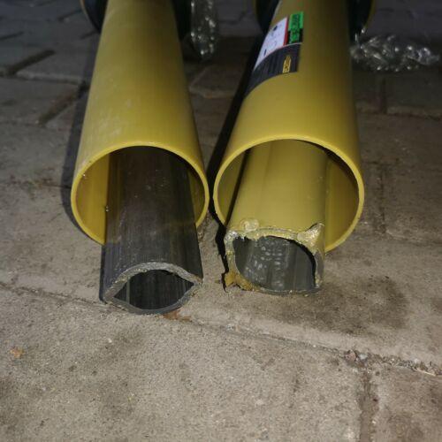Euro driveshafts articular ola 1 3//8 6 diente l.960mm cruz 32x76mm troncos
