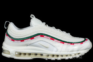 02c62b5bb0 NIKE AIR MAX 97 OG UNDFTD UNDEFEATED Sz 11.5-13 SAIL SPEED RED WHITE ...
