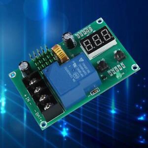 For-DC-60V-Battery-Voltage-Detection-Module-Digital-Display-Sensor-Control-Board