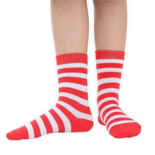 9-12 12.5-3.5 Enfants Noël Socquettes Pour Garçons /& Filles Tailles UK 6-8.5