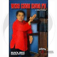 Wing Chun Kung Fu Wooden Dummy Techniques Training Dvd