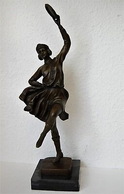 Bronze Tänzerin Erotik Akt Sig Zach Girl Nude Ballerina Skulptur Plastik Frau Krankheiten Zu Verhindern Und Zu Heilen