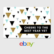 eBay Digital Gift Card - Best Year Yet - Email Delivery