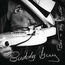 BUDDY GUY - BORN TO PLAY GUITAR  CD NEU