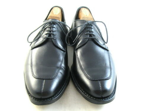 "Allen Edmonds ""DELRAY""  Oxfords 9 D  Black   (1109"