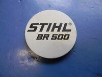 Stihl Blower Br500 Name Tag ----------- Box966l